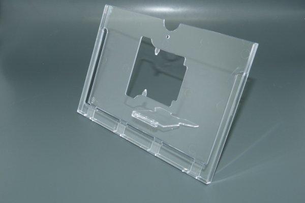 画像1: [メール便不可] 卓上カレンダーケース/脚折タイプ/130×184mm 10枚 (1)