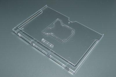 画像2: [メール便不可] 卓上カレンダーケース/脚折タイプ/130×184mm 10枚