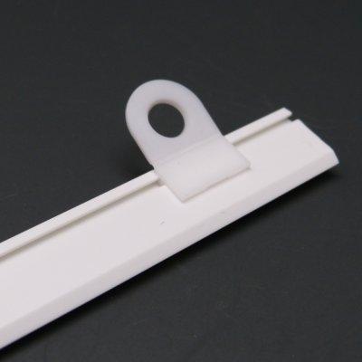 画像1: [メール便不可] カレンダーハンガーD1型 210mm 吊具付き 50セット